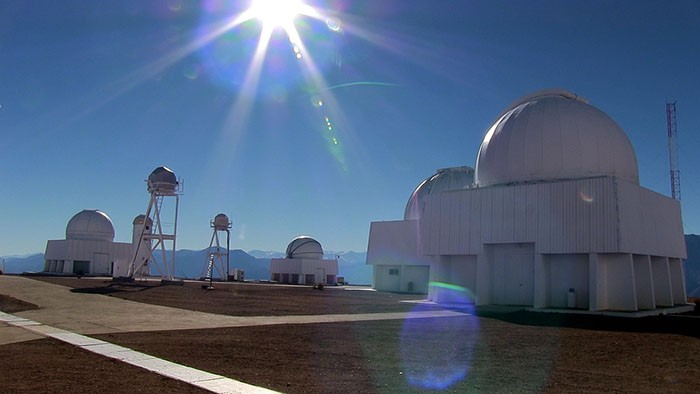 #54 Tololo Astronomical Observatory